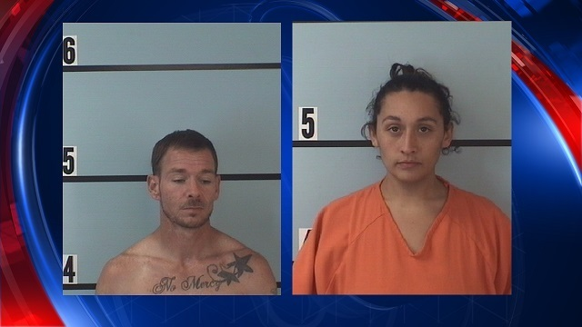 Couple Arrested For Operating Meth Lab In Morganton
