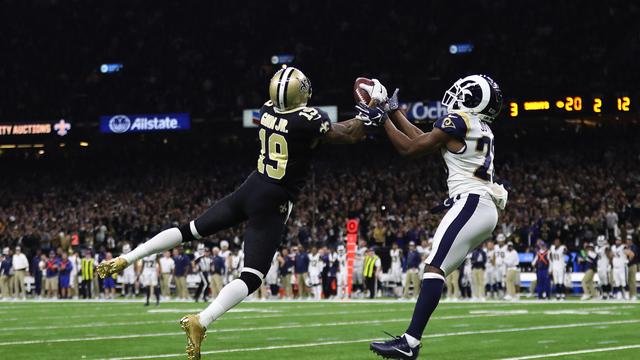Officiating helps determine Super Bowl teams - FOX 46 ...