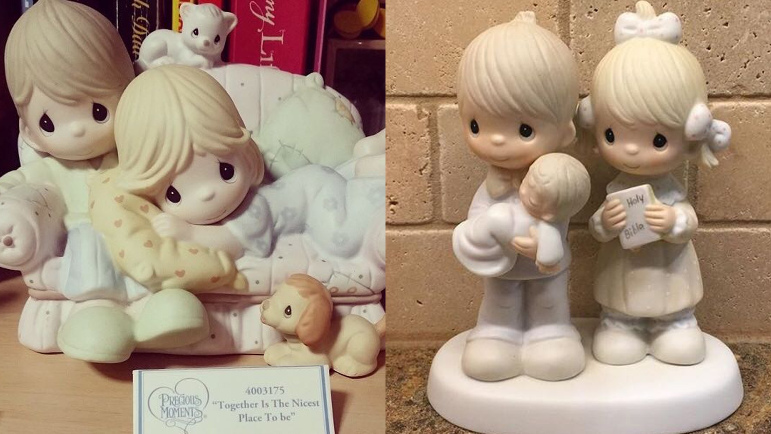 Your Precious Moments Figurines Could Be Worth Something Fox 46 Charlotte