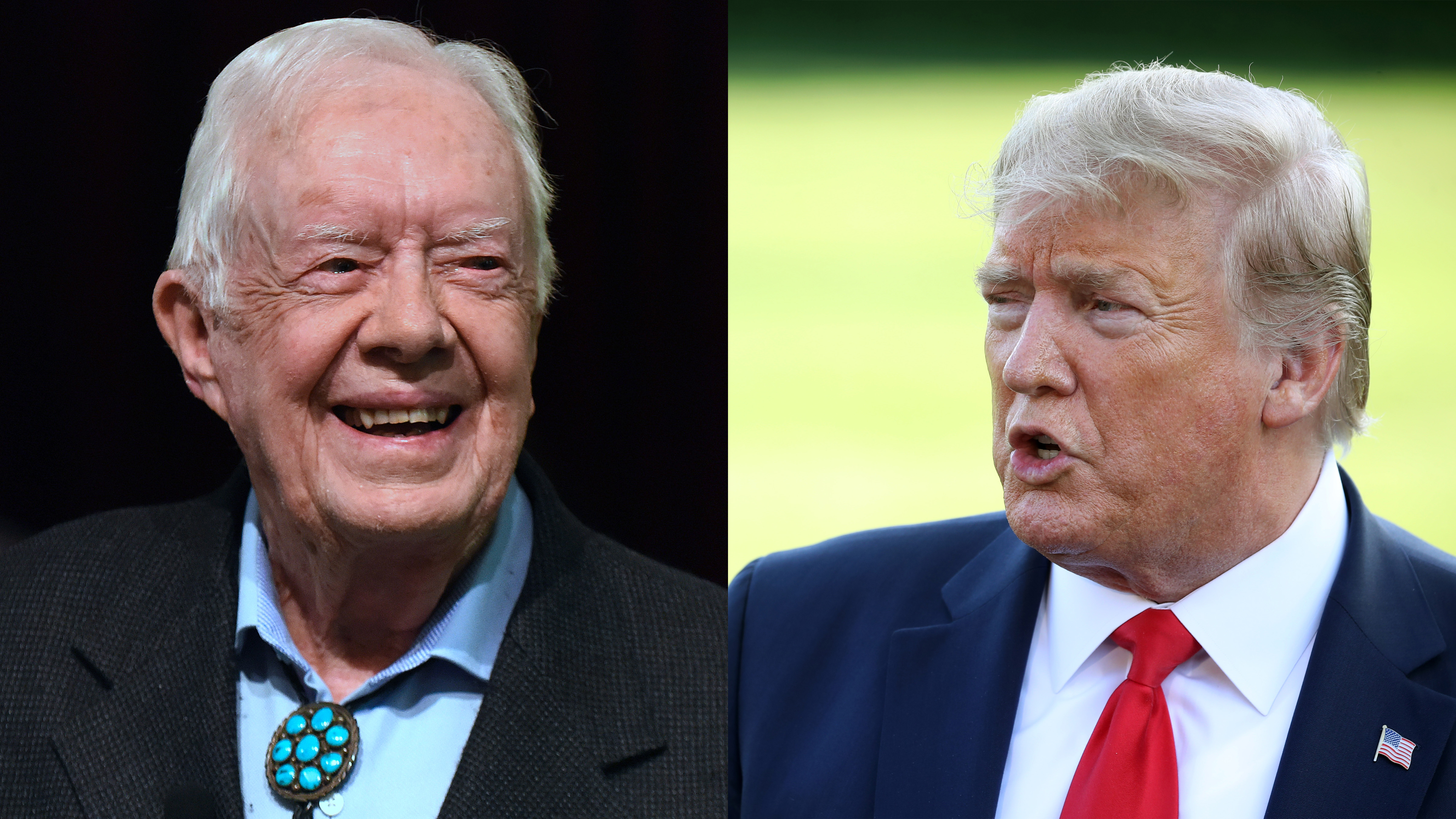 Jimmy Carter Says 4 More Years Of President Trump Would Be A Disaster Fox 46 Charlotte