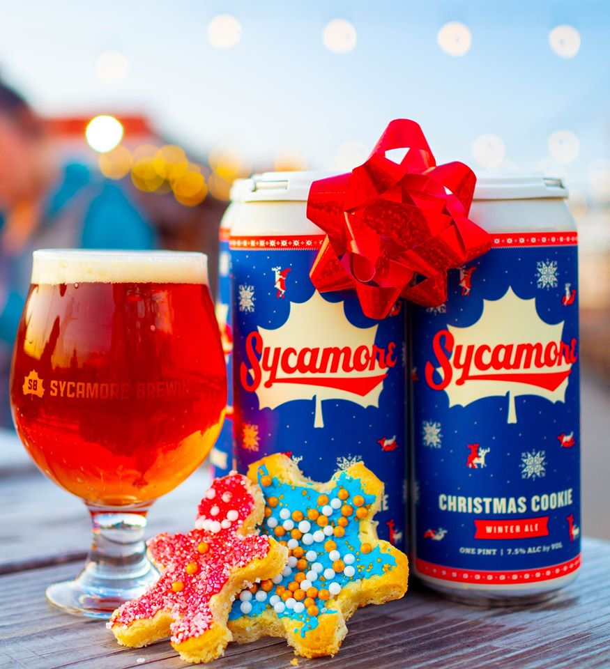 Visit From State Alcohol Enforcement Prompts Sycamore Brewing To Re Label Sexual Reindeer Beer Cans Fox 46 Charlotte