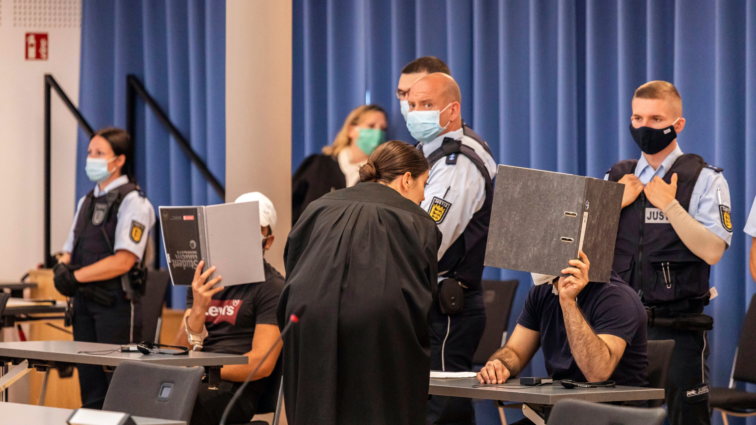 German court convicts men over 2018 gang rape of 18-year-old – FOX ...