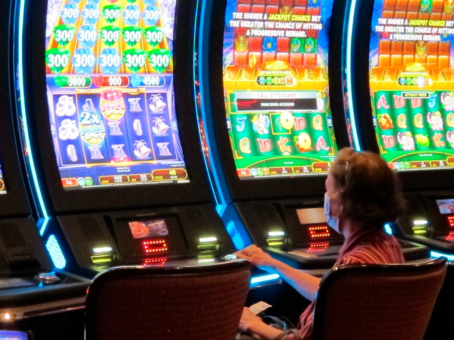 Ex Worker Pleads Guilty In $660k Tucson Casino Theft Slot